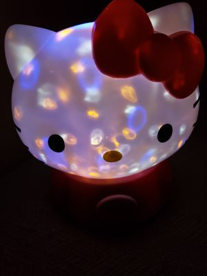 Hello kitty night light for Sale in undefined