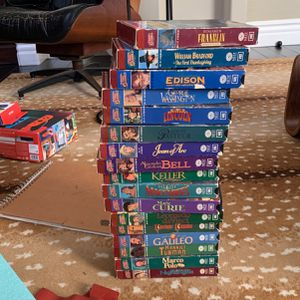 Animated Hero Classics Vhs for Sale in Fort McDowell, AZ