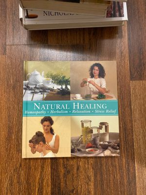 Natural Healing book for Sale in Los Angeles, CA