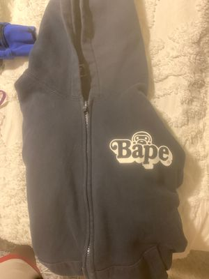 Bape jacket for Sale in Snohomish, WA