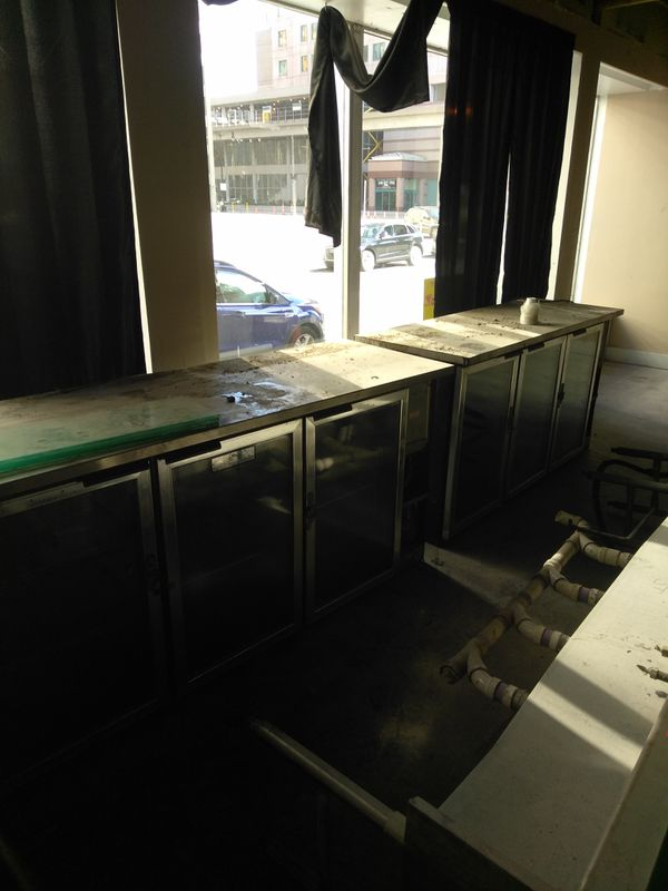 (Very Negotiable) Refrigerator Coolers Great for Restaurants