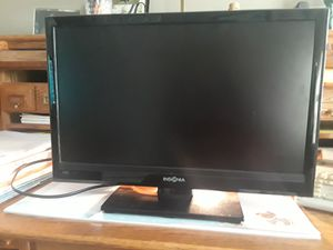 "Insignia 22"" led tv with remote for Sale in Gladys, VA"