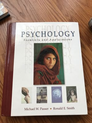 Psychology Textbook for Sale in Hillsboro, OR