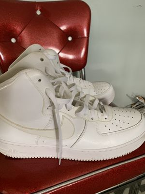 Air Force one high tops Size 13 for Sale in Frederick, MD