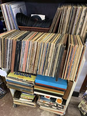Lots of Records - 1000+ $1 Each for Sale in Fort Lauderdale, FL