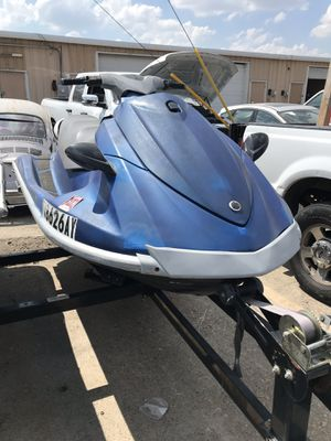 2009 Yamaha Vx110 Deluxe Jet Ski For Sale for Sale in Irving, TX