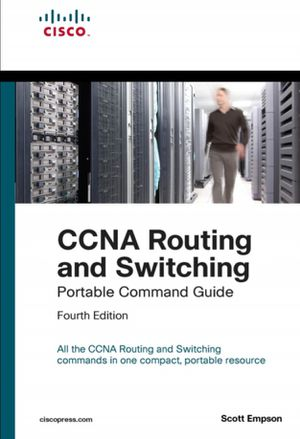 CCNA ROUTING & SWITCHING PORTABLE COMMAND GUIDE for Sale in Falls Church, VA