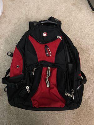 Swissgear backpack - scansmart tsa laptop backpack for Sale in Stockton, CA