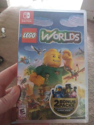 Nintendo switch lego worlds for Sale in Cleveland, OH