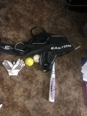 Softball Items for Sale in Fresno, CA