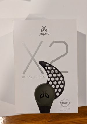 Jaybird X2 bluetooth headphones for Sale in Boston, MA