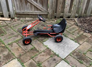 Kids pedal powered go kart for Sale in Sterling, VA
