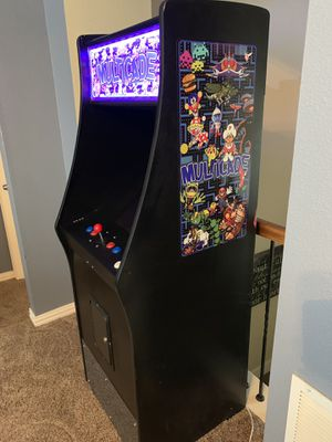 Arcade Multicade video game with UPGRADED LED for Sale in Fort Worth, TX