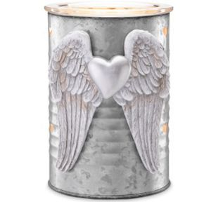 Scentsy Angel Wings Wax Warmer for Sale in Las Vegas, NV