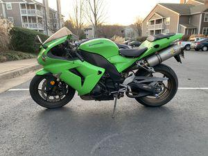Kawasaki Ninja 2006 Zx10r for Sale in Fairfax, VA