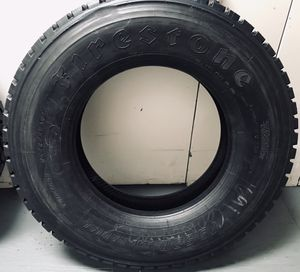 Firestone/Bridgestone 295/75R22.5 New Recaps for Sale in San Dimas, CA