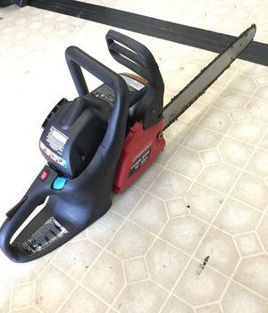 Troy bilt chainsaw for Sale in Manassas, VA
