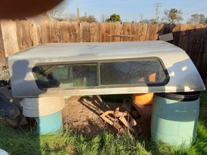Camper shell came off of A 1997 dodge ram pickup long bed. for Sale in Visalia, CA