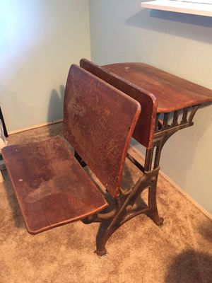 Sears and Roebuck Vintage School Desk for Sale in Federal Way, WA