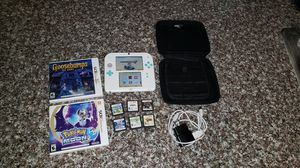 Nintendo 2ds Bundle for Sale in Upland, CA