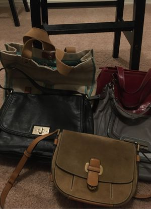 Coach, Kate Spade, Michael Kors, Fossil purses for Sale in Hillsboro, OR