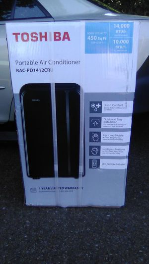 Ac portable unit for Sale in Seattle, WA