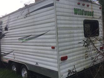2004 RV Trailer Flat Bed/ Car Hauler for Sale in Eagle Creek,  OR