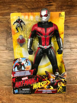 Marvel Ant-Man Toy 12 inch Figure for Sale in Inglewood, CA
