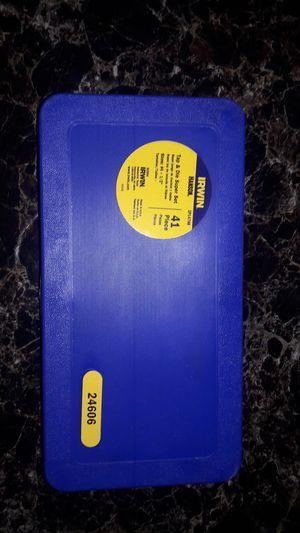 Tap & Hex Die Super Set for Sale in Grand Prairie, TX