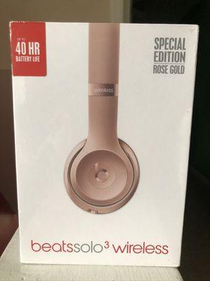 Beats Solo 3 Wireless Headphones for Sale in New Castle, DE