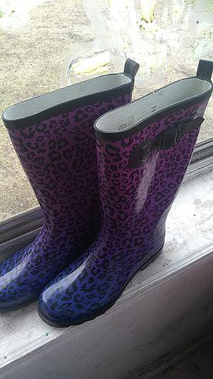 Rain boots for Sale in Wyandotte, MI