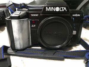 Minolta 7000 maxxum & Minolta HI-Matic S for Sale in Tracy, CA