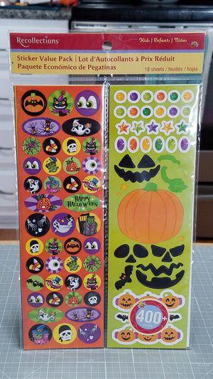 Halloween Sticker Value Pack for Sale in Hampton, VA