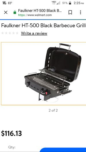 Brand New Ht500 RV grill and bumper attachment for Sale in Mount Wolf, PA