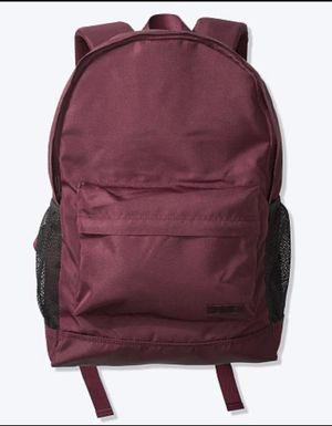 Victoria's Secret PINK backpack ruby color NEW for Sale in Thornton, CO