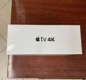 Apple TV 32GB 4K Brand New Sealed for Sale, used for sale  Queens, NY