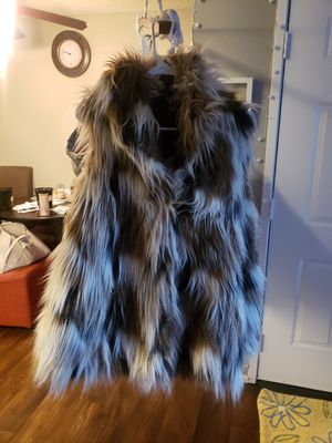 Faux Fur Vest for Sale in Vallejo, CA