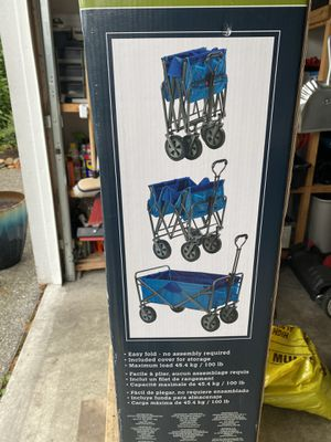Fold-Up Wagon for Sale in Lake Stevens, WA