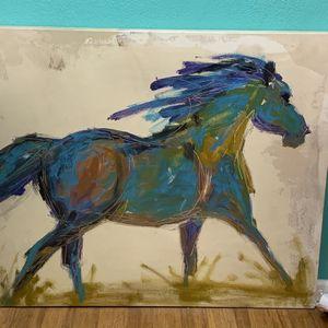 Horse Painting for Sale in Hemet, CA