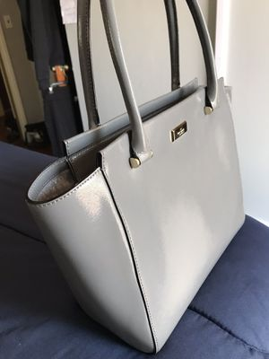 "Purse "" Kate Spade"" Grey Tote bag Hare for Sale in Chula Vista, CA"