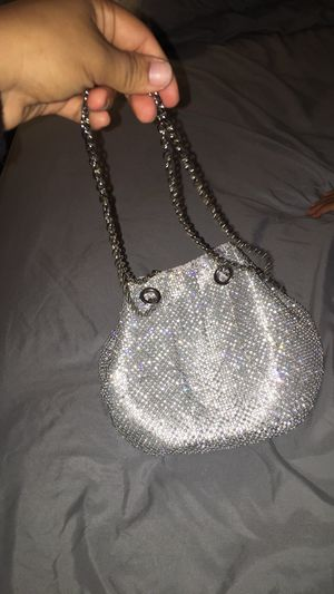 New day sparkle hand bag for Sale in Manchester, CT
