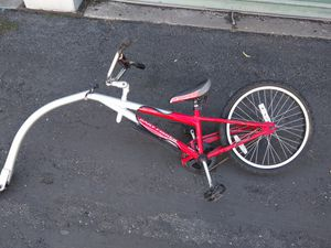 Gary Fisher Trailer bike very good condition for Sale in Mountain View, CA