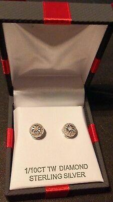 S.S. Diamond Earrings for Sale in Riverside, CA