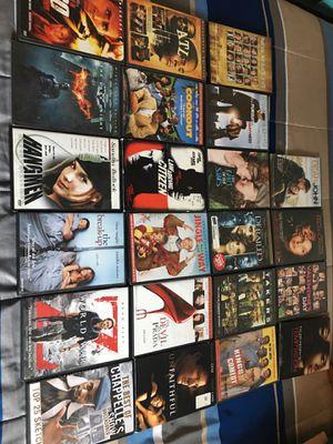 DVDs 22 for Sale in Sicklerville, NJ