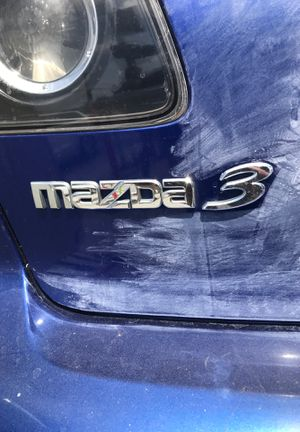 2007 Mazda 3 part out for Sale in Pasadena, CA