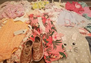 Baby girl clothes for Sale in Eustis, FL