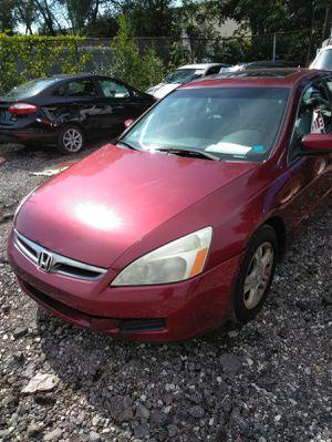 06 Honda Accord v4 for Sale in Oak Lawn, IL