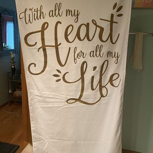 Wedding Decoration Large Hanging for Sale in Chicago, IL