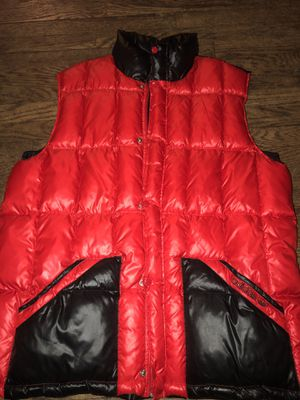 Red/Black Adidas Puffer Vest for Sale in Washington, DC