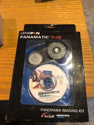 Lens pen Panamatic Plus Panorama Imaging kit for Sale in Grand Rapids, MI